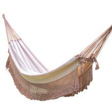 Rede de dormir casal Xingu TR Natural